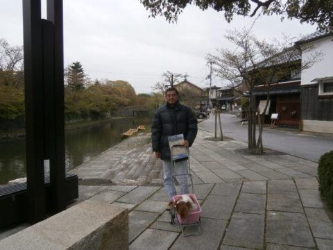 近江商人古い町並み