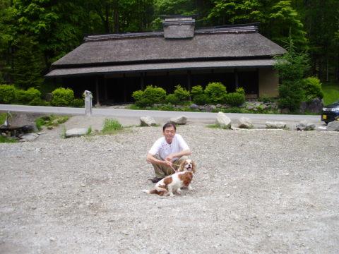旧中山道和田峠