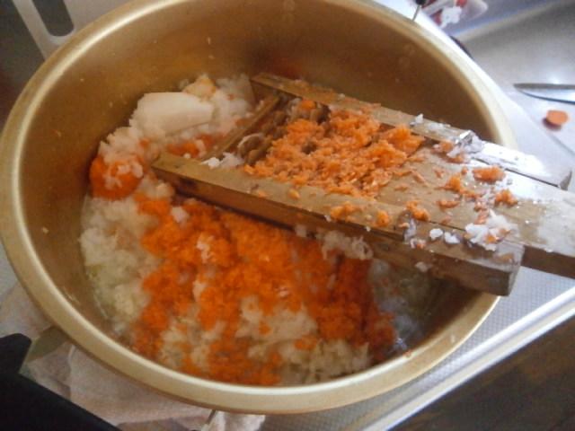 栃木県の郷土料理「しもつかれ」初午