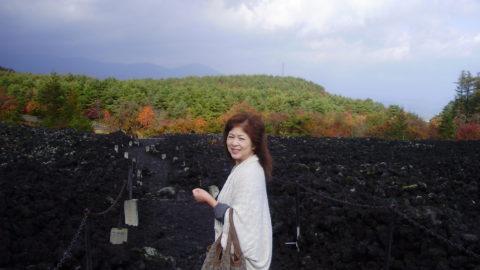 岩手県焼け走り溶岩流